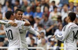 Deportivo 2-8 Real Madrid: Đêm kinh hoàng ở Riazor