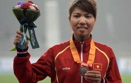 ASIAD 17 (29.9): Bùi Thị Thu Thảo đoạt HCB nhảy xa, TTVN đứng thứ 18/45