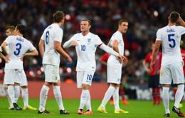 Tây Ban Nha & Anh chuẩn bị cho vòng loại Euro 2016