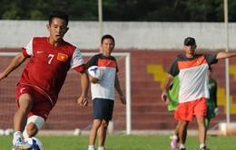 16h00, VTV6 TRỰC TIẾP U19 Việt Nam - U19 Hàn Quốc: Tự tin đại chiến nhà vô địch