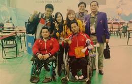 Asian Para Games 2: Đoàn TTVN giành 2 HCV, một kỷ lục thế giới được xác lập