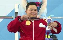 Asian Para Games 2: Đoàn TTVN tiếp tục giành vàng và phá kỷ lục