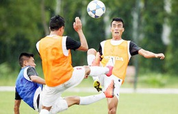 ĐT Việt Nam trước trận gặp U23 Bahrain