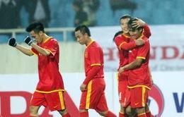 Sự kiện thể thao nổi bật trong ngày 29/10: ĐT Việt Nam đá giao hữu U23 Bahrain