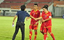 Thắng đậm SV Hàn Quốc, HLV Miura hài lòng về các học trò