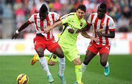 [VIDEO] Vòng 11 La Liga: Barca ngược dòng trước Almeria