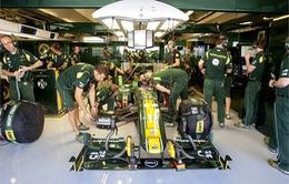 F1: Đội đua Caterham sắp được cứu khỏi nguy cơ phải giải thể
