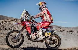 Chặng 6 Dakar Rally: Chiến thắng dành cho Helder Rodrgiues và Al Attiyah