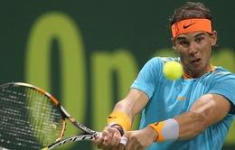 Qatar Open 2015: Thua muối mặt, Nadal đổ lỗi cho tâm lý căng thẳng!