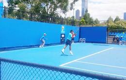 NÓNG: Hoàng Nam có trận thắng lịch sử tại Australia Open trẻ!