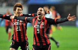 AFC Champions League: Hà Nội T&T thảm bại 0-7 trước FC Seoul