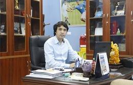 Nhà báo Phan Ngọc Tiến, Trưởng ban Sản xuất các chương trình Thể thao: Thể Thao VTV - Vòng quay hối hả