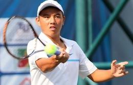 Lý Hoàng Nam vào vòng 3 giải quần vợt trẻ quốc tế Malaysia