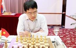 Quang Liêm vô địch Giải cờ vua HDBank 2015