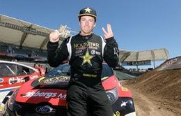 Tìm hiểu về cuộc sống của tay đua ô tô mạo hiểm –Tanner Foust