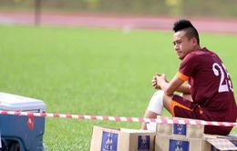 Huy Toàn chia tay vòng loại U23 châu Á 2016