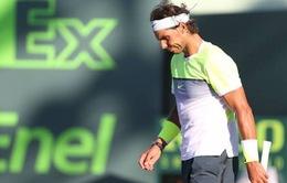 Rafael Nadal tụt dốc không phanh: Vấn đề nằm ở tâm lý thi đấu !?