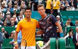 Djokovic đăng quang Giải Monte Carlo Masters 2015