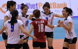 Chung kết bóng chuyền nữ Cúp Hùng Vương 2015: Kỳ phùng địch thủ