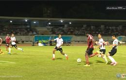 Vòng 11 V-League: Đồng Nai và Đồng Tâm Long An chia điểm