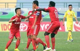 V-League vòng 11: B. Bình Dương tiếp đón Hải Phòng và bảo toàn ngôi đầu