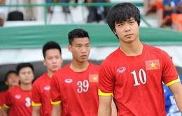 Công Phượng tiếp tục được HLV Miura tin tưởng trao áo số 10 tại U23 Việt Nam