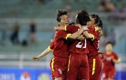 ĐT nữ Việt Nam - ĐT nữ Philippines: Giành ngôi đầu và chạm trán Thái Lan ở bán kết (18h30, VTV6)