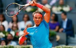 "Madrid Open 2015: Nadal gặp ""tiểu Federer"" ở tứ kết"
