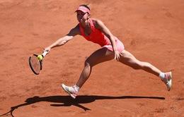 Vòng 3 Rome Masters: Sharapova, Halep và Kvitova dễ dàng đi tiếp