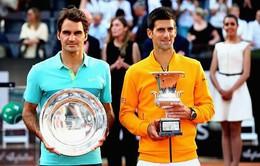 Vô địch Rome Masters 2015, Nole sẵn sàng cho Roland Garros