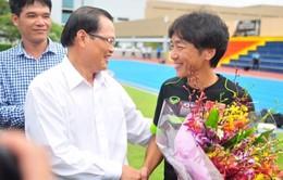 Đại sứ Việt Nam tại Singapore chúc thầy trò Miura chiến thắng