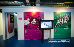[Ảnh] SEA Games 28: Trung tâm truyền hình quốc tế IBC đã sẵn sàng