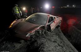 Bên lề Copa America: Gây tai nạn xe hơi sau khi uống rượu, Vidal có thể bị phạt nặng