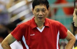 HLV Nguyễn Mạnh Hùng chia tay đội tuyển bóng chuyền nam Việt Nam