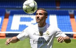 Real Madrid chính thức ra mắt hậu vệ phải người Brazil Danilo