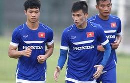 Danh sách ĐT Việt Nam đá giao hữu với Man City: Sẽ dựa trên phong độ tại V.League