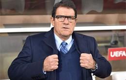 Fabio Capello nhận tiền tấn khi rời ghế nóng tuyển Nga