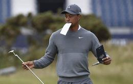 Vòng 1 giải golf The Open Championship 2015: Tiger Woods khởi đầu không tốt