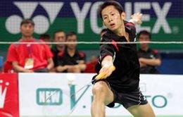 Nguyễn Tiến Minh dừng bước ở giải vô địch Đài Loan mở rộng 2015