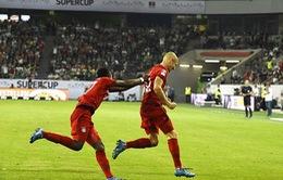 [SIÊU CÚP ĐỨC] Wolfsburg 1 - 1 Bayern (Pen 5 - 4): Bendtner mang siêu cup về cho sói xanh
