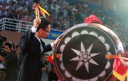 Khai mạc Đại hội võ cổ truyền lớn nhất thế giới tại Việt Nam