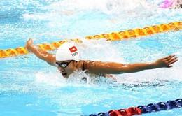 Ánh Viên và lịch thi đấu dày đặc sau giải bơi vô địch thế giới 2015