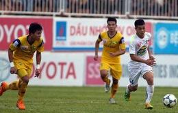 5 điểm nhấn của vòng 22 Toyota V.League 2015