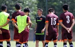 Giải U19 Đông Nam Á 2015: U19 Việt Nam đã sẵn sàng giành chiến thắng trước Timor Lester