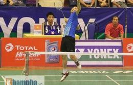 Tiến Minh vào vòng 2 Việt Nam Open 2015
