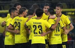 [HIGHLIGHT] Thắng Hertha Berlin 3-1, Borussia Dortmund đòi lại ngôi đầu từ tay Bayern