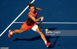 Tứ kết đơn nữ US Open 2015: Pennetta cùng Halep xuất sắc giành vé vào bán kết