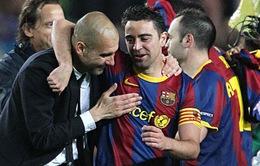 Pep từng ngăn Xavi sang Bayern Munich