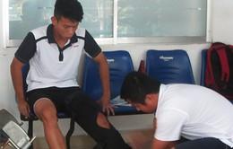 Kết luận chính thức về chấn thương của Trần Anh Khoa