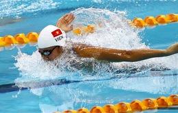 Kết thúc giải bơi các nhóm tuổi châu Á 2015: Ánh Viên giành 7 HCV